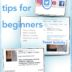 Twitter tips for beginners